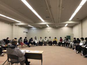 映画俳優スタートアップONLINE合宿2020冬_2日目②